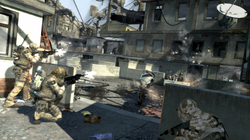 Tom Clancy's <em>Ghost Recon</em> Goes Free and Online Only This Summer
