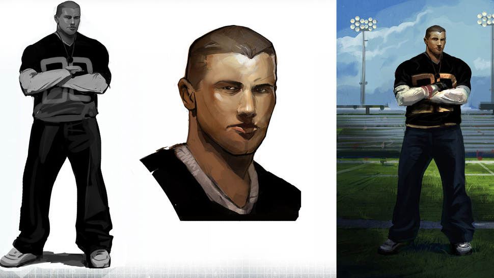 Meet Grant, <em>X-Men: Destiny</em>'s Football Hero