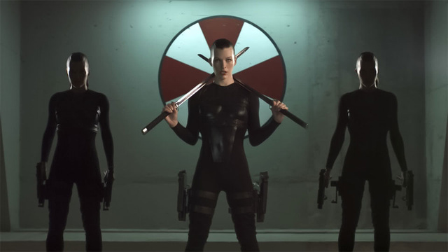 Resident Evil Movie Director Spends Days Watching Other People Play Resident Evil