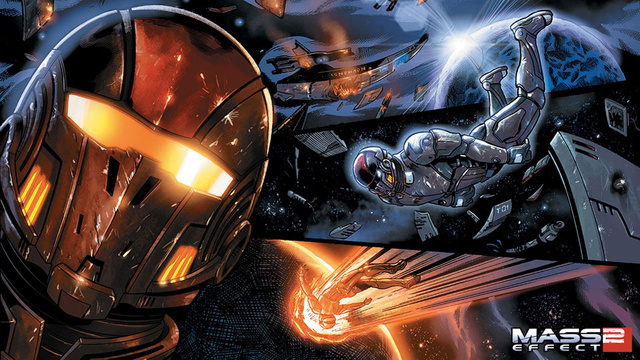 "Mass Effect 2's ""Interactive Comic"" is Now On The Xbox 360"