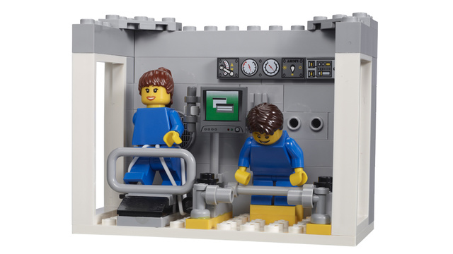 Lego Sets Launched Into Space