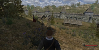 A First Stab at the World's Premiere Medieval Shanking Simulator