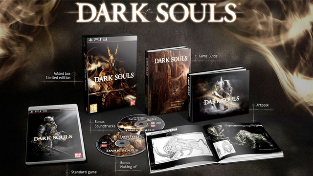 The Dark Souls Collector's Edition Might Be For You, Softer Players