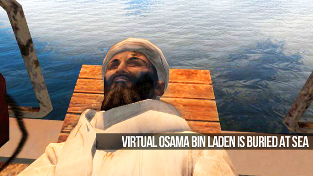 Is the bin Laden Kill Game Cathartic, Educational, or Just Ghoulish?