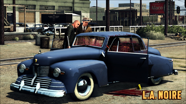 Rockstar Made L.A. Noire So Big, They Could Barely Fit It On One Disc (or Three)