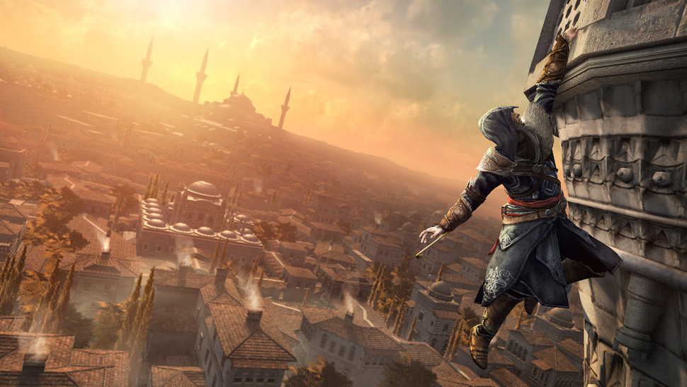 <em>Assassin's Creed Revelations</em> Brings the Ezio Trilogy to a Close in November [Update]