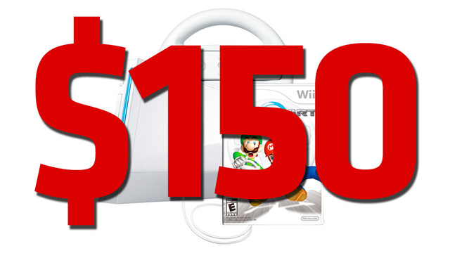 The Wii Is Now $150