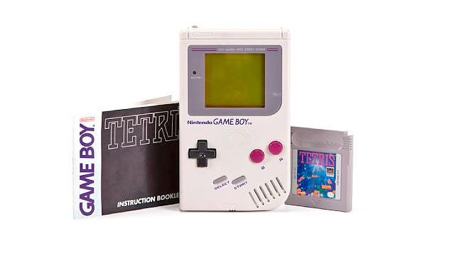 This Game Boy has Been to Space. For Real.