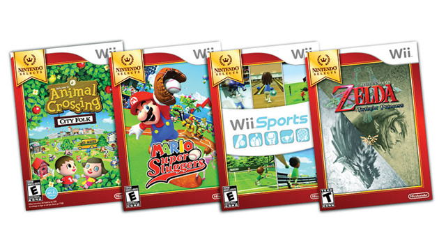 'Nintendo Selects' Box Art, Mario Kart Wii Bundle and More Budget Friendly Wii Details Emerge