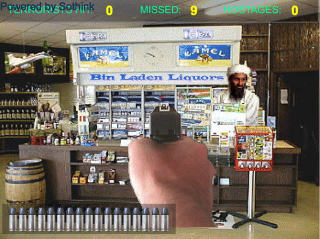 The 10 Game Deaths of Osama bin Laden