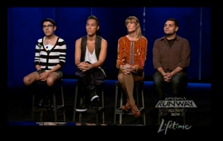 Project Runway: 3 Finalists, 1 Meltdown