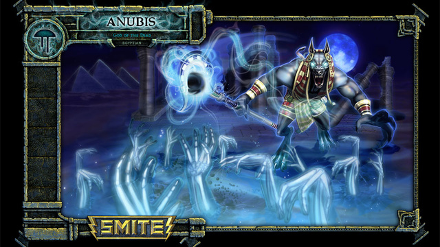 The Gods Must Be Defending The Ancients In Hi-Rez's Smite