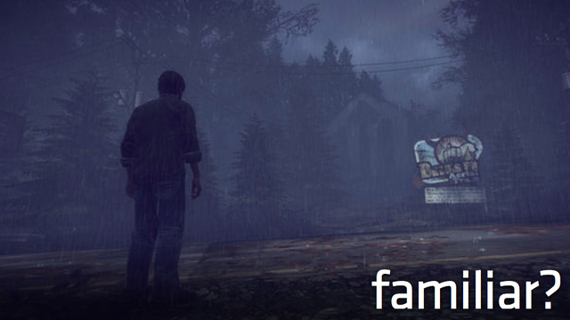 Just Because There's A Forest, Doesn't Mean This Game Looks Like Alan Wake