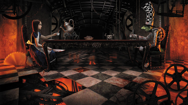 American McGee's Alice Returns In Time For Alice: Madness Returns
