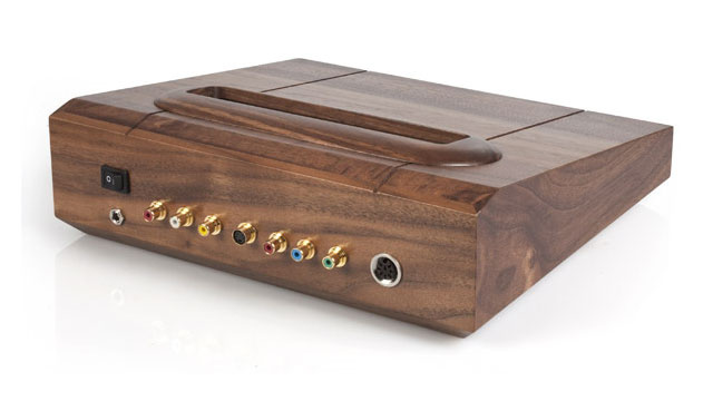 A Wooden Neo Geo Is A Masterpiece Of Fine Craftsmanship