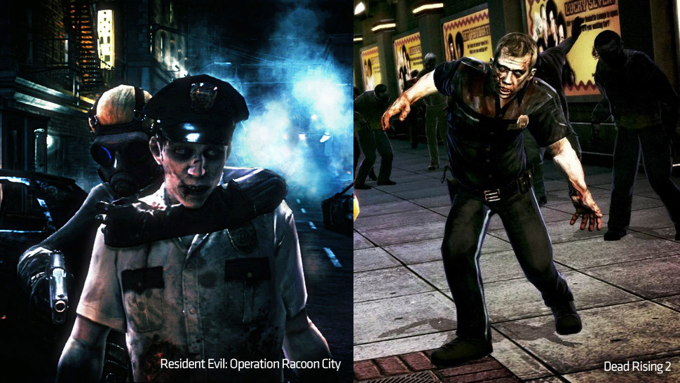 The Difference Between A <em>Resident Evil</em> Zombie And A <em>Dead Rising</em> Zombie