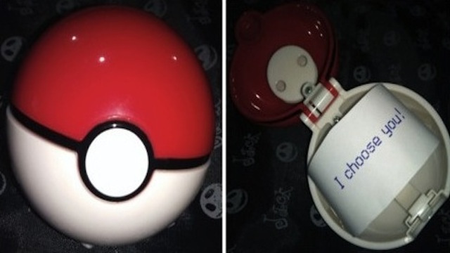 The Pokemon Marriage Proposal