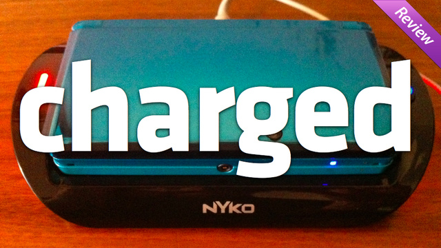 Charge Base Gives 3DS The Extra Juice It Needs
