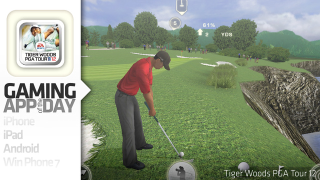 Tiger Woods PGA Tour 12 Brings Plenty of Touch to Its Golf Game