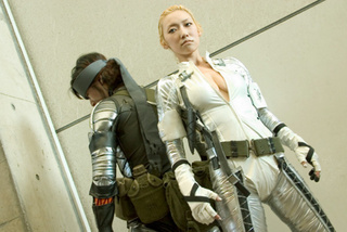 Meet The Queen Of Metal Gear Cosplay