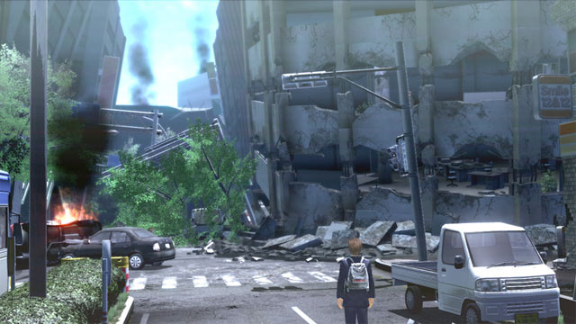 Post Quake, Japanese Game Maker Cancels All Disaster Report Titles