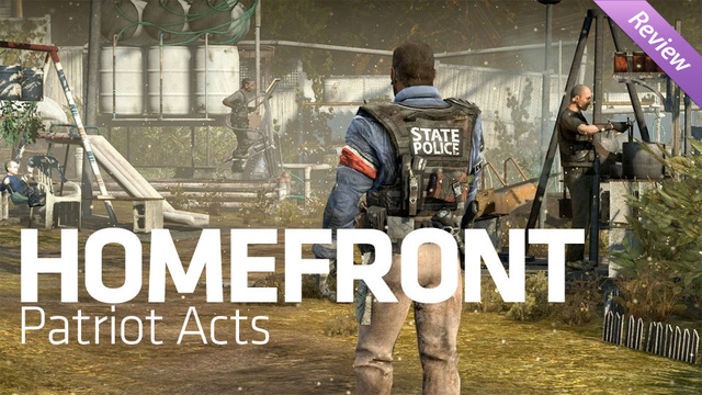 Homefront Is An Emotional Shooter That Doesn't Quite Deliver