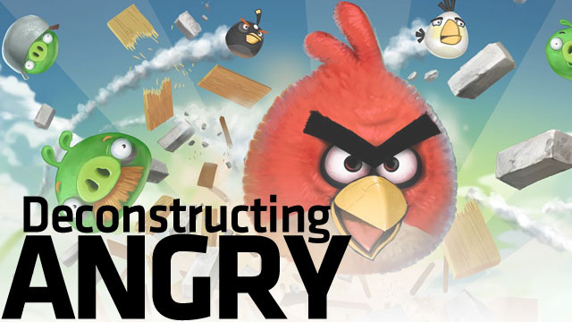 Cognitive Reverse Engineering Explains The Incredible Allure Of Angry Birds