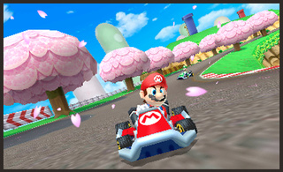 The Maker Of Mario Kart Justifies The Blue Shell