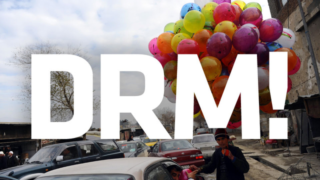Let's Not Celebrate DRM Just Yet
