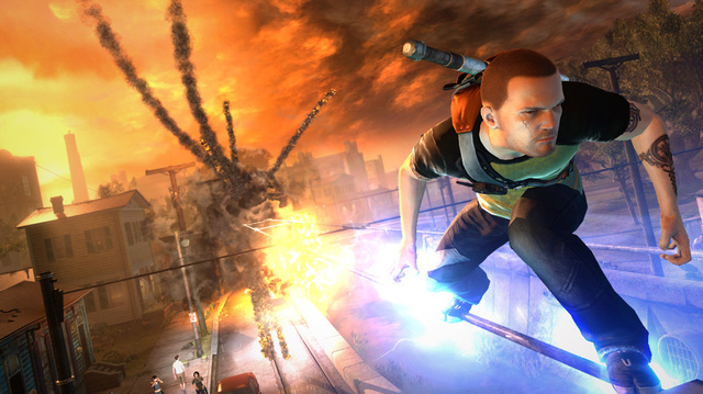 Infamous 2 Will Have, In Theory, An Infinite Number of Levels Thanks To You