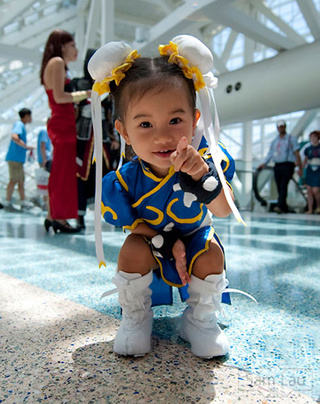 Happy Birthday Chun-Li (And Chun-Li's Thighs!)