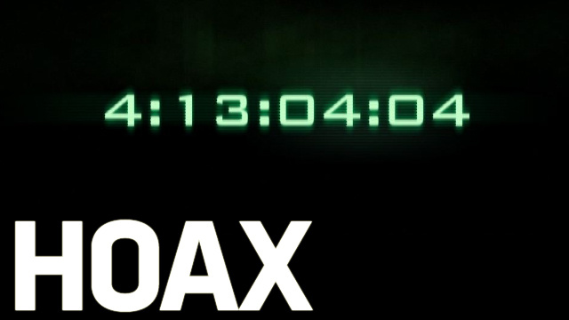 No Modern Warfare 3 Reveal Next Week; Activision Says Countdown Site is a Hoax