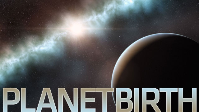 Astronomers Bear Witness To The First Planet Birth