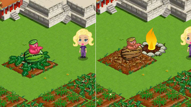 FarmVille's Creepiest Crop Is The 'Watermelon Baby'