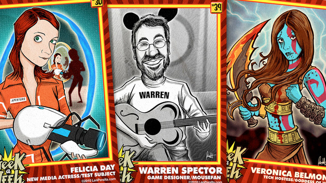 Geeks Get Their Own Collectible Trading Cards
