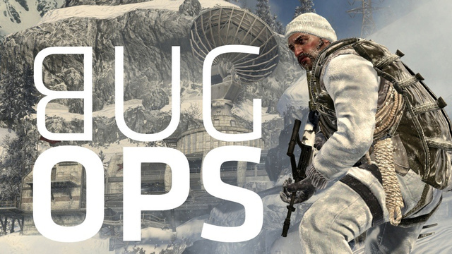 "Call of Duty Creators Say Your Bugs Were ""Edge Cases"""