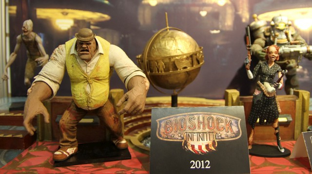 The First Statues For BioShock Infinite, Set For September(ish) 2012 [Corrected]