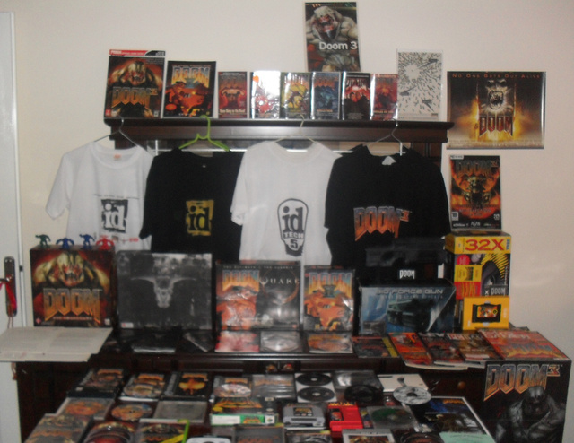 Is This The Most Dedicated Doom Fan In The World?
