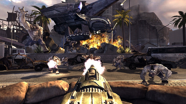 Duke Nukem Forever Is A Tawdry, Sometimes Gratifying, Spectacle