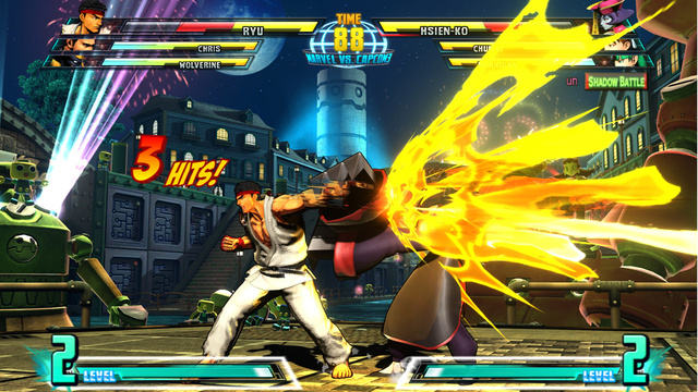Battle Capcom's Best And Darkest In Marvel Vs. Capcom 3's Shadow Mode