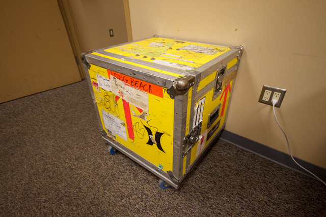 Every Band on Tour Needs HelloGoodBye's Magic Gaming Box