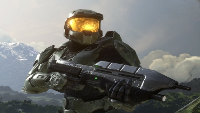 Why Halo's Master Chief Is So Damn Empty