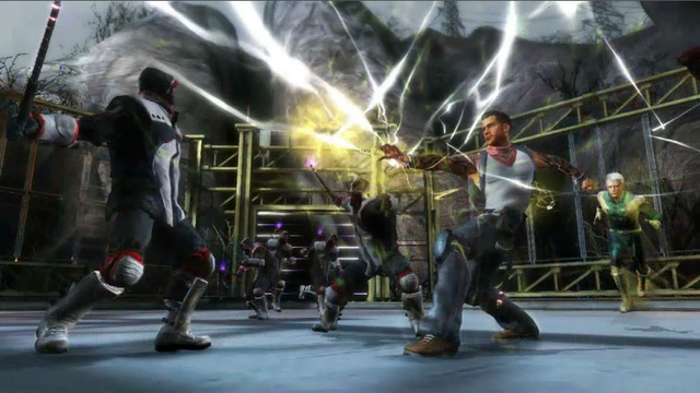 X-Men Destiny Screen Shots