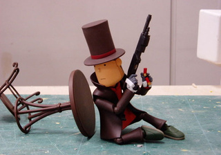 If Professor Layton Was On The Xbox 360...