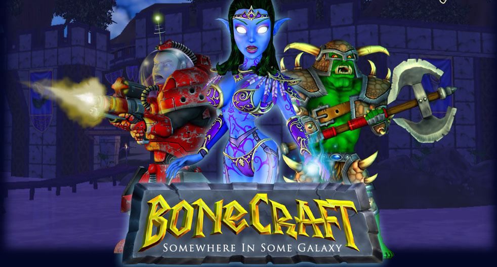 BoneCraft Is Porn's Answer To World Of Warcraft