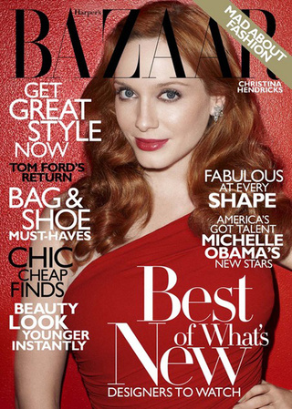 Christina Hendricks' Body Is Endlessly Fascinating, Isn't It?