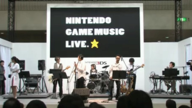 Listen To Nintendo's Amazing Live Performance Of Their Best Video Game Music