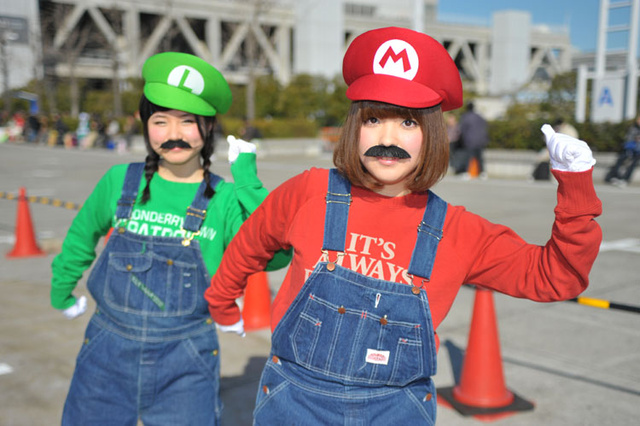 Late December Is Japan's Last Big Chance To Play Dress Up