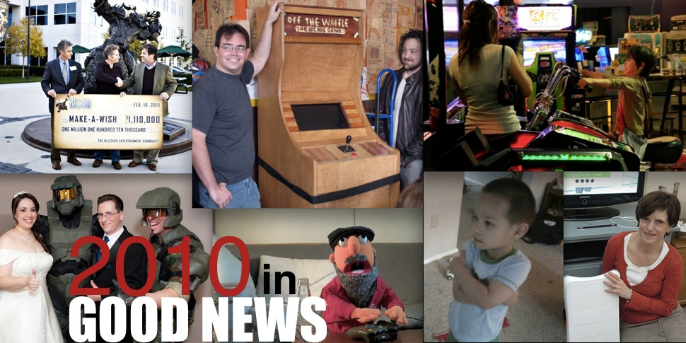 2010: The Year In Good (Video Game) News
