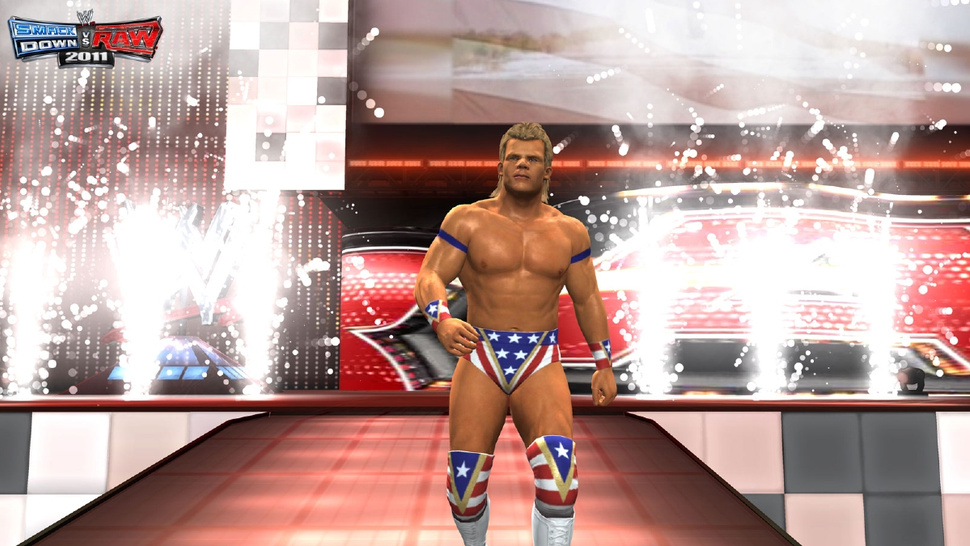 Smackdown vs. Raw's Second DLC Pack Available Now